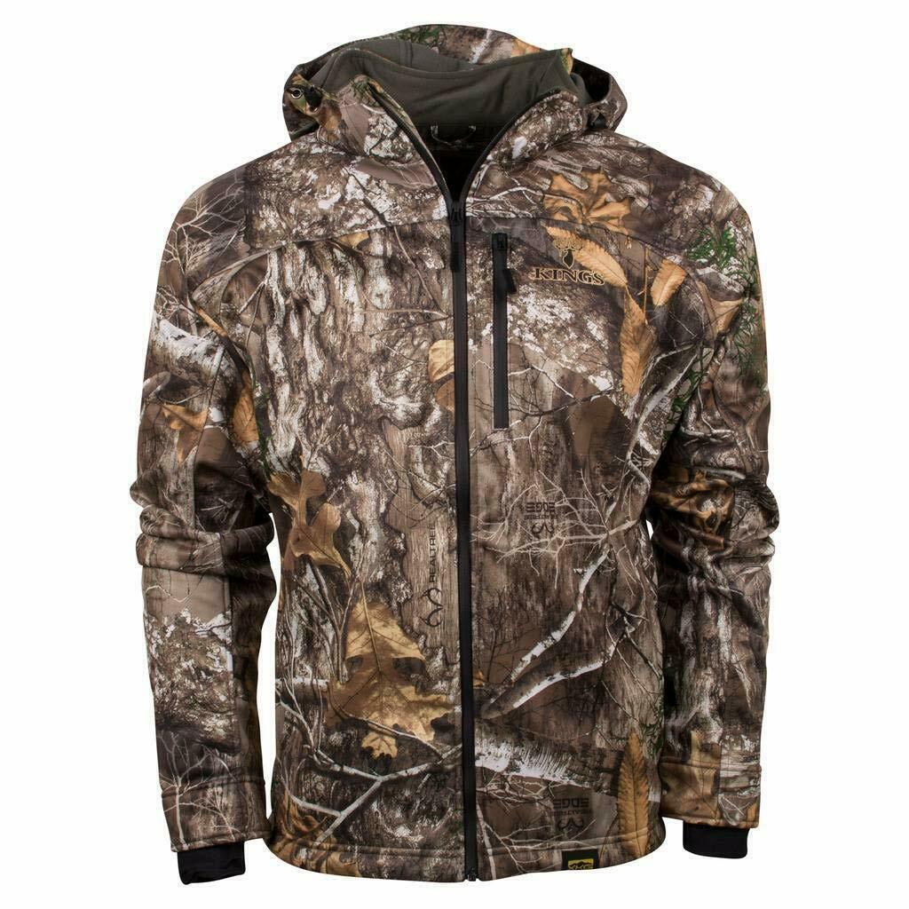 King Camo XKG Lone Peak Chaqueta's Realtree Edge