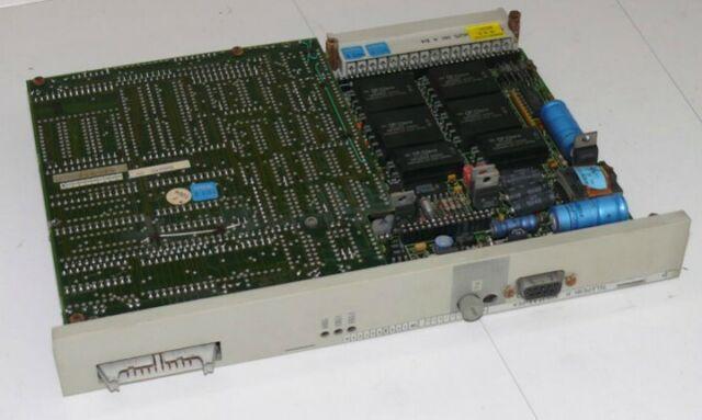 Siemens Teleperm M 6DS1731-8EA 6DS 1731-8EA:E :0 2