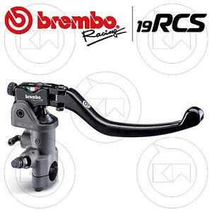 Brembo Racing 14 RCS//Radial Master Cylinder Front Brake RCS Ratio 18//20 rh side