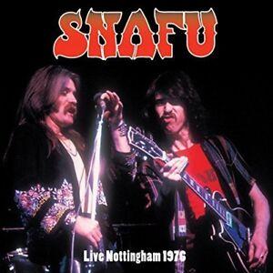 Snafu-Live-Nottingham-1976-New-CD-UK-Import