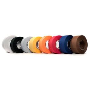 2-Carretes-de-Velox-Tressostar-Algodon-Cinta-De-Manubrio-Varios-Colores