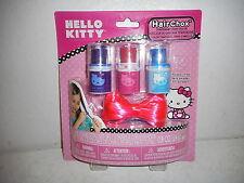 Hello Kitty Hair Chox Temporary Hair Color Kit - NEW