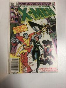 Uncanny-X-men-1983-171-F-VF-Canadian-Price-Variant-Rogue-Joins-X-men