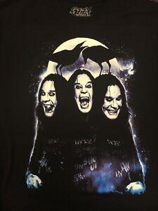 OZZY-OSBOURNE-Crow-T-Shirt