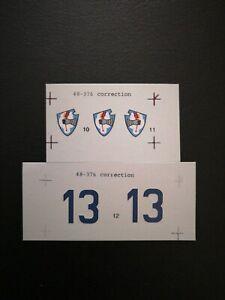 1/48 Aeromaster Sturmstaffel 1 Unité Badge & Bleu 13 For Fw 190 A-7 Rammjager-afficher Le Titre D'origine Produits De Qualité Selon La Qualité