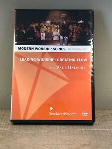 Modern-Worship-Series-Leading-Worship-Creating-Flow-DVD-New
