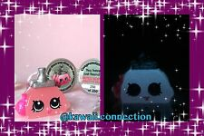 Handmade GLOW IN THE Dark Pretty Puff Perfume Limited Edition Season 4 Shopkins