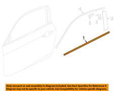 HONDA OEM CR-Z Door-Window Sweep Belt Molding Felt Weatherstrip Left 72450SZT003