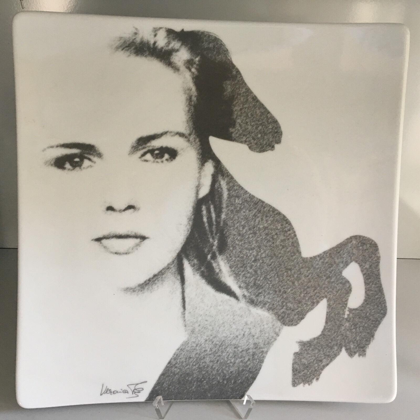 Rosanthal CELEBRITY ART EDITION 1 2 3 Künstler WANDTELLER WANDTELLER WANDTELLER 31 cm  Sammelteller | ein guter Ruf in der Welt  e1e845