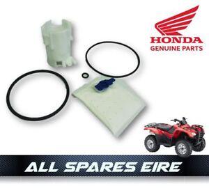 genuine honda trx 420 fourtrax fuel filter upgrade kit 2007 2013 ebay