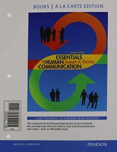 Essentials-of-Human-Communication-Books-a-la-carte-Edition-8th-Edition-by
