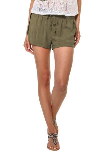 Hailys Damen Shorts Bermudas Sommershorts Damenshorts Damenhose Stoff Kurze Hose