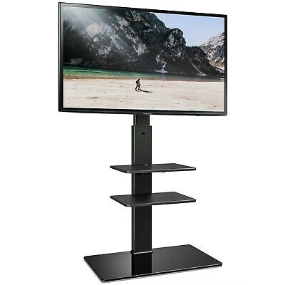 Tv Stand With Swivel Mount For 32 Quot 65 Inch Samsung Vizio