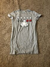 Big Hero 6 Nightgown Sleep Shirt Size Small,Medium,Large Women Pajama Disney NEW