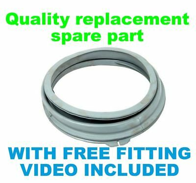 Hotpoint WF560/1P WF560G WF560P WF760P Washing machine door seal  5018284805773 | eBay