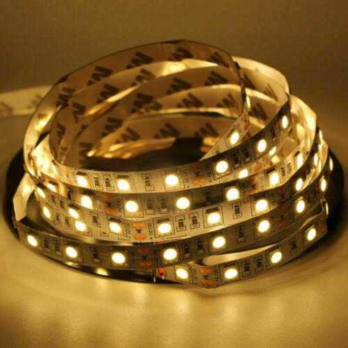 5M 300 LED Strip Light Waterproof 5050 RGB CCT RGBW RGBWW String Lights 12V 24V