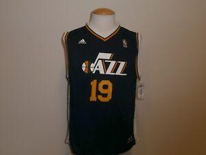 e73cf00b7 UTAH JAZZ  19 BELL BLUE NBA BASKETBALL JERSEY REGULAR SEASON ADIDAS ...