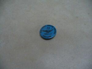 1999-2000 Wild Turkey Chasse Insigne Bleu Printemps Terrains De Chasse-afficher Le Titre D'origine Emballage Fort