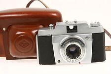Agfa Silette mit Color Apotar 2,8/45mm und Tasche #YM 3008