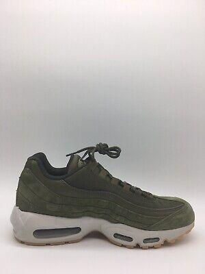 Nike Air Max 95 se Lona Verde oliva OD Militar AJ2018 300