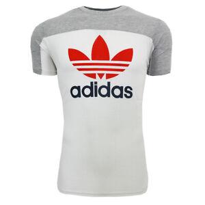 adidas-Originals-Men-039-s-Core-Stack-T-Shirt