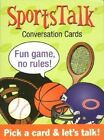 Sportstalk Conversation Cards by U.S. Games Systems (Undefined, 2002)
