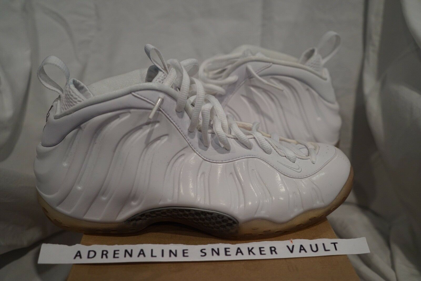info for 8172c 7553f ... coupon code for nike air foamposite one white out metallic silver prm  penny max i ii