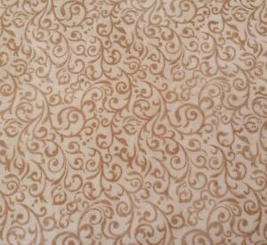 Woodland Spirit BTY Dan Morris Quilting Treasures Natural Brown ... : quilting treasures - Adamdwight.com