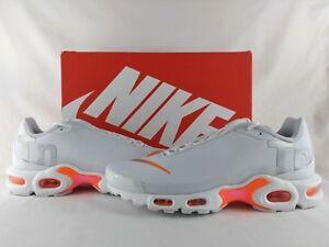 cheaper 1edd5 a61d1 Image is loading Nike-Air-Max-Plus-TN-Mercurial-White-Metallic-
