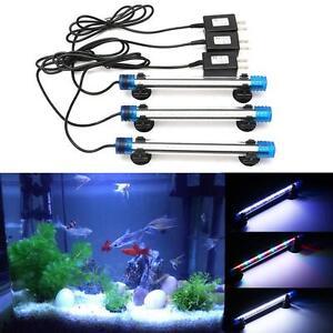 20cm 60cm Waterproof Aquarium Fish Tank Rgb Led Light Bar