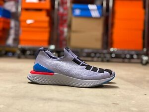 Nike-Epic-Phantom-React-Flyknit-JDI-GS-Running-Shoes-Grey-CJ7202-400-NEW-Multi