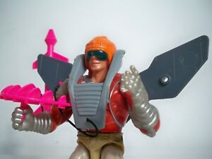 New Adventures of He-Man Flipshot Action Figure 100/% Complete