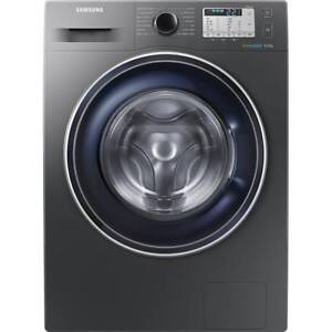 Samsung-WW80J5555FC-ecobubble-A-Rated-8Kg-1400-RPM-Washing-Machine-Graphite