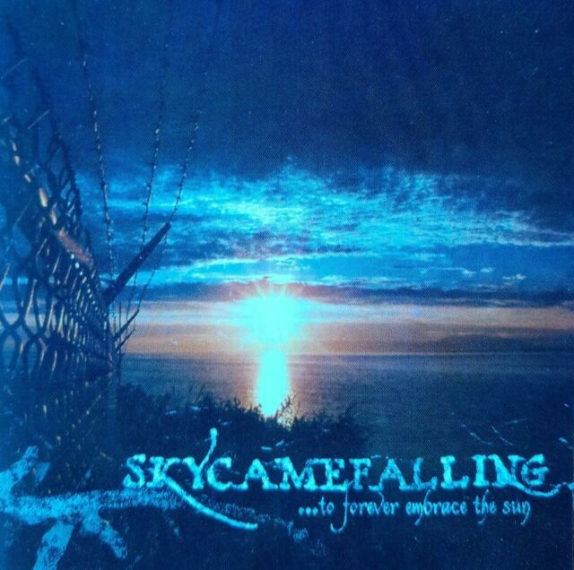 SKYCAMEFALLING - To Forever Embrace the Sun CD US IMPORT Like New Free Post!!!