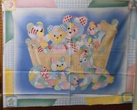 1 cradle Babies Baby Panel Fabric