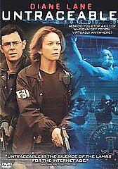 Untraceable DVD, 2008  - $4.90