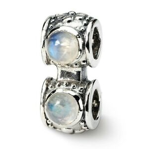 Moonstone-Connector-Bead-925-Sterling-Silver-Antique-Finish-Reflection-Beads