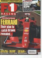 F1 RACING MAGAZINE August 2009 No. 162 Ferrari AL
