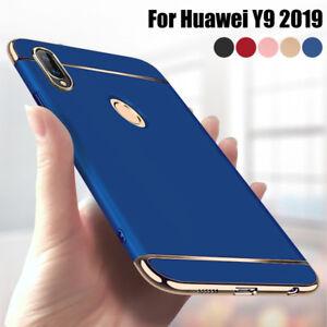 Pour-Huawei-Y9-2019-Y5-Y7-2018-Mate-20-P20-Nova-4-Chocs-Rigide-Slim-Etui-Housse