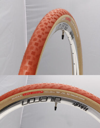 Panaracer Bike Tire Soma Supple Vitesse TC EX 700x48c 29er Tube Tubeless Charity
