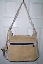 17742506df item 3 KIPLING ALENYA SHOULDER BAG IN FURRY WHITE -KIPLING ALENYA SHOULDER  BAG IN FURRY WHITE