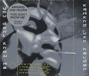 Armand-Van-Helden-You-Don-T-Know-Me-Cds-UK-IMPORT-CD-NEW