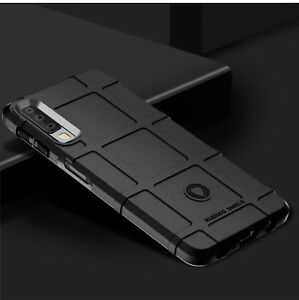 sneakers for cheap 8bc9f 8d838 Details about For Samsung Galaxy A7 (2018) Shockproof Full Cover Rugged  Shield Soft Armor Case