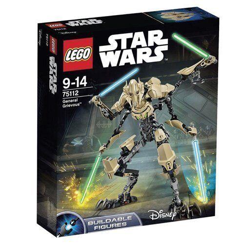 Lego 75112 - General Grievous - Star Wars - NUEVO