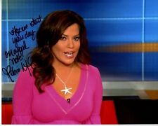 ROBIN MEADE Signed Autographed HLN MORNING EXPRESS Photo