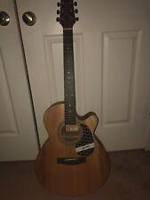 Wonderbaarlijk Jasmine By Takamine Jasmine S34CFM Acoustic Guitar for sale online OJ-13