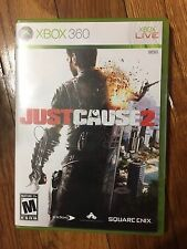 Just Cause 2 (Microsoft Xbox 360, 2010) used