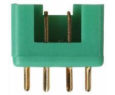 Ø4mm 1 Stecker Amass AM-607-1M Goldkontakt