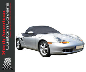 Porsche-Boxster-986-Soft-Top-Roof-Protector-Half-Cover-1996-to-2004-145
