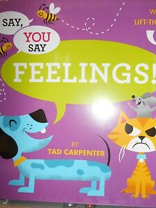 Books about colors and feelings